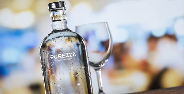 Purezza endless sparkling water