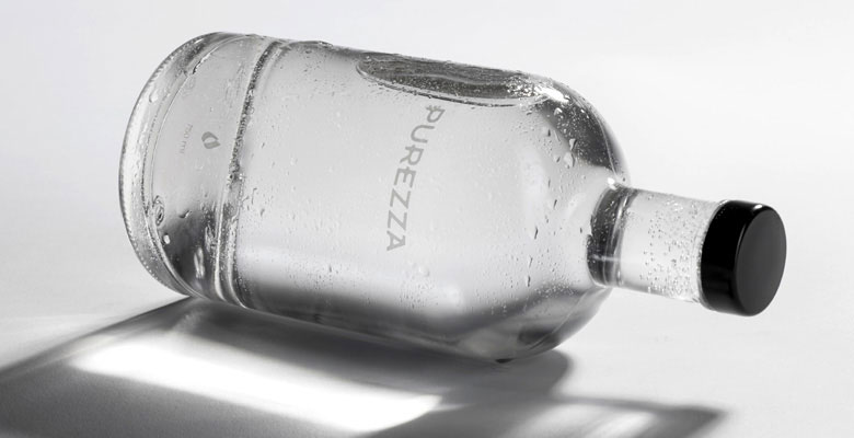 Purezza premium water bottle
